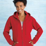 Heavy Blend™ Women's Full-Zip Hooded Sweatshirt