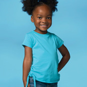 Toddler Jersey Side Tie T-Shirt